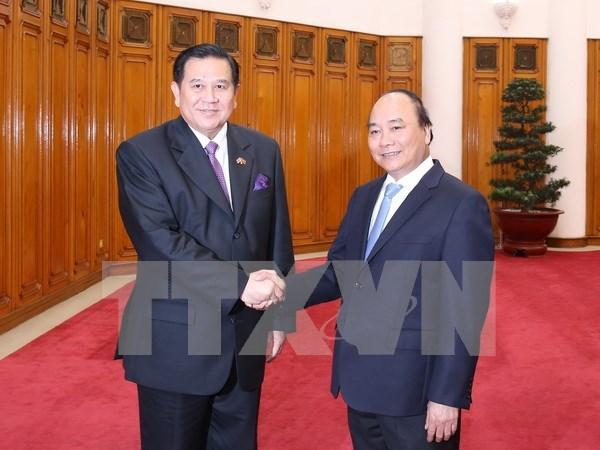 Vietnam y Tailandia buscan elevar trasiego mercantil a 20 mil millones USD hinh anh 1
