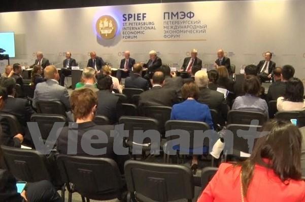 VNA participa en conferencia internacional del periodismo hinh anh 1