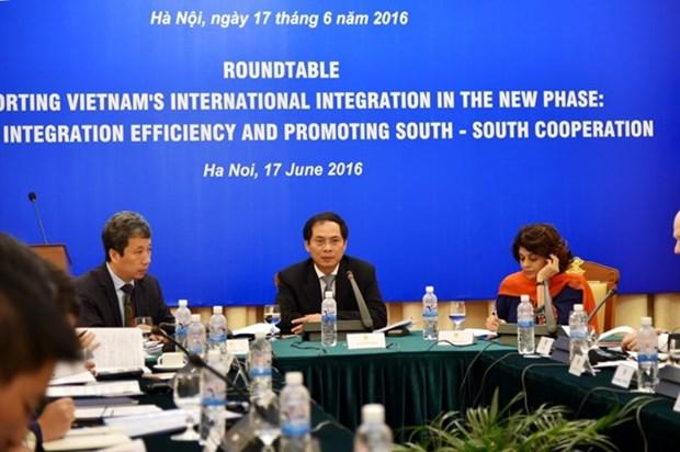 Vietnam promovera integracion internacional hinh anh 1