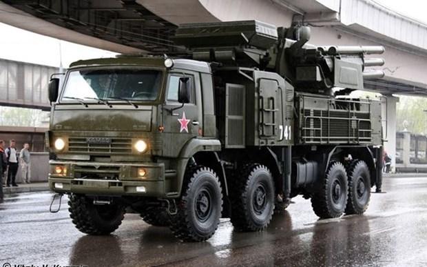 Fabricante ruso de camiones KAMAZ pone interes en mercado vietnamita hinh anh 1
