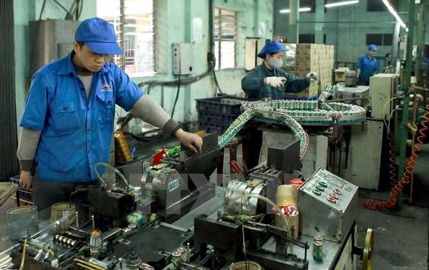 Vietnam destinara un millon USD a elaboracion de estrategia de desarrollo industrial hinh anh 1