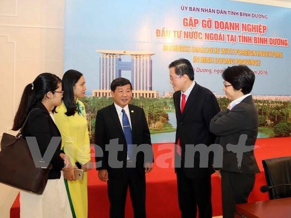 Binh Duong atrae mas de mil millones de dolares en IED hinh anh 1