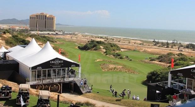 Organizaran torneo internacional de golf en Vietnam hinh anh 1