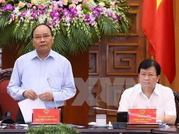 Vietnam establece Consejo consultativo de politica financiera y monetaria hinh anh 1