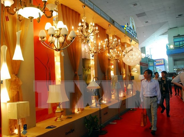 Mas de 800 empresas asistiran a Feria internacional de construccion VIETBUILD 2016 hinh anh 1