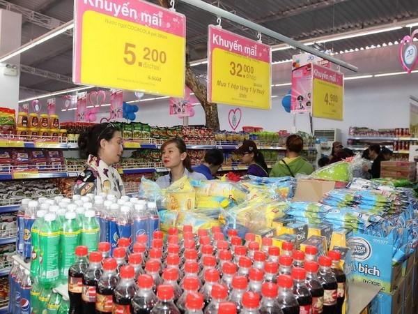 Ciudad Ho Chi Minh registra una expansion economica de 7,47 por ciento hinh anh 1