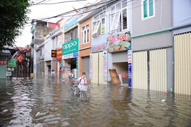 Mejoran en Vietnam operacion de plantas de tratamiento de aguas residuales hinh anh 1