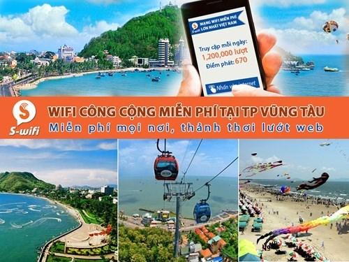Ofrecen servicios gratuitos de wifi en provincia survietnamita de Vung Tau hinh anh 1