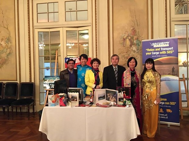Vietnam promueve turismo en Chile hinh anh 1