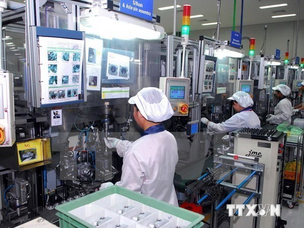 Provincia vietnamita de Dong Nai supera meta anual de inversion extranjera hinh anh 1