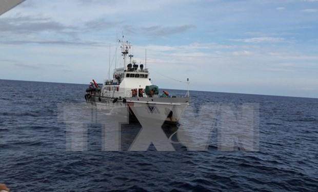 Localizan lugar de avion vietnamita accidentado en el mar hinh anh 1