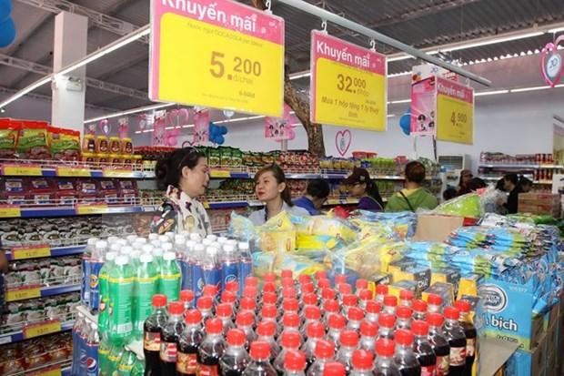 Indice de precios de Vietnam aumenta 1,72 por ciento en primer semestre hinh anh 1