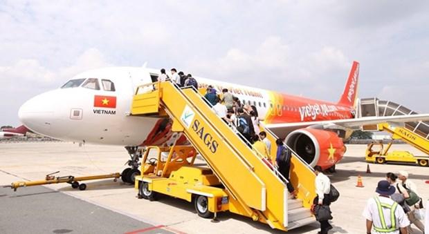 VietJet Air aumenta vuelos para satisfacer la creciente demanda de verano hinh anh 1