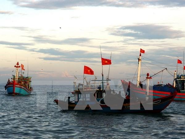 Prolongan programa de asistencia a los afectados por muerte masiva de mariscos hinh anh 1