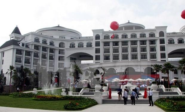 Comienza construccion de lujoso complejo turistico en Nghe An hinh anh 1