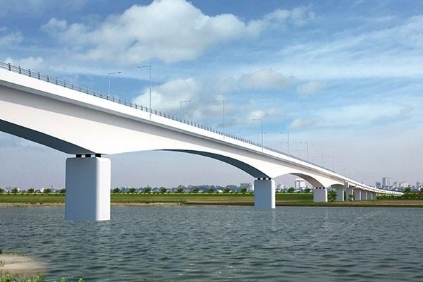 Nuevo puente impulsara la conexion interprovincial en centro de Vietnam hinh anh 1