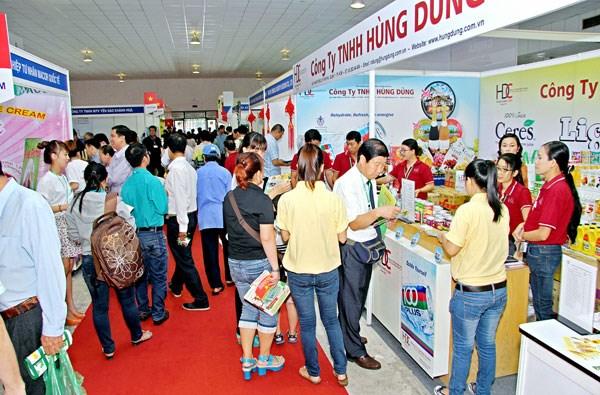 Abriran en Ciudad Ho Chi Minh exposicion de bebidas y alimentos hinh anh 1
