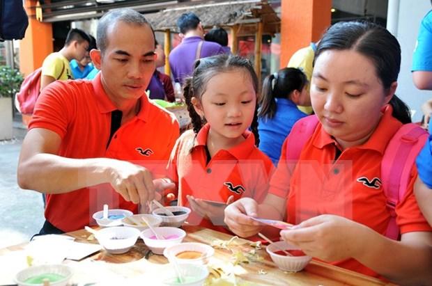 Amplias actividades por el Dia de la Familia de Vietnam 2016 hinh anh 1