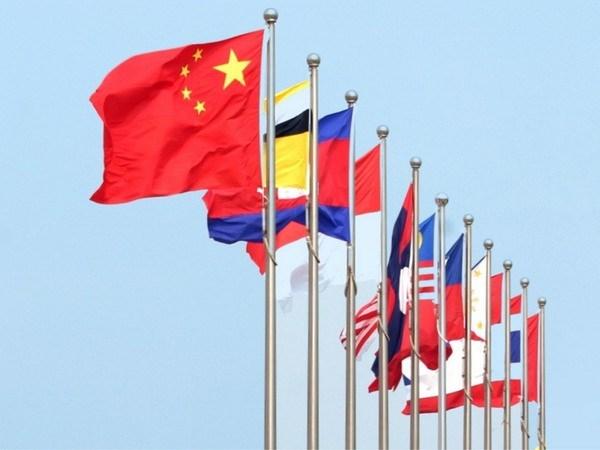 Efectuan intercambio juvenil ASEAN-China en Camboya hinh anh 1