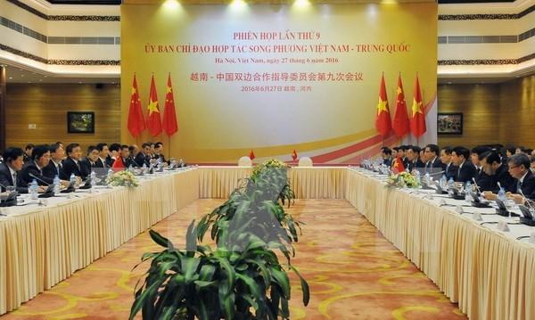 Fomento de asociacion estrategica integral con China: gran prioridad de Vietnam hinh anh 1