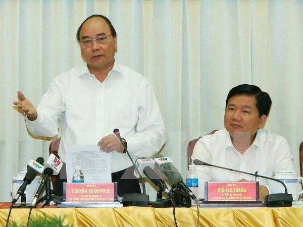 Premier vietnamita: Ciudad Ho Chi Minh debe ser la perla del Extremo Oriente hinh anh 1