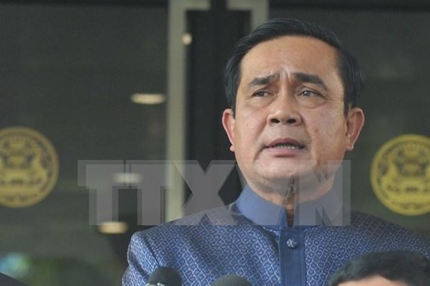 Tailandia: Premier no dimitira aunque fracase la nueva Constitucion hinh anh 1