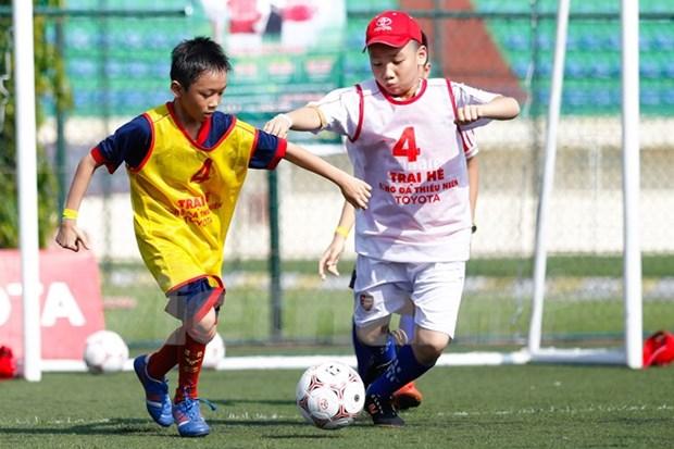 Vietnam participara en los Juegos Deportivos Internacionales para Ninos hinh anh 1