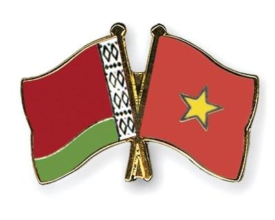 Vietnam y Belarus por profundizar relaciones multisectoriales hinh anh 1