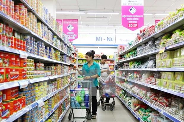 Vietnam atrae inversion extranjera a mercado de venta minorista hinh anh 1