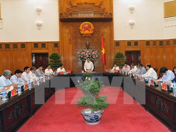 Vietnam requiere planes especificos para actividades de APEC 2017 hinh anh 1