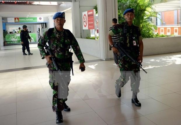 Filipinas permite la participacion del ejercito indonesio en rescate de rehenes hinh anh 1