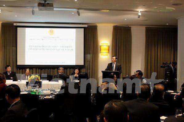 Celebran en Australia seminario sobre oportunidades de negocios en Vietnam hinh anh 1