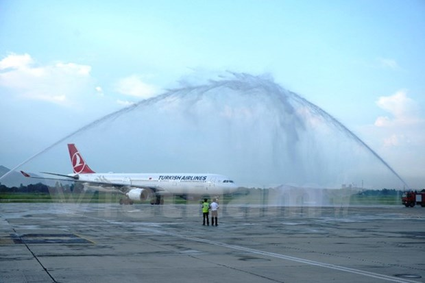 Turkish Airlines abre vuelos aereos a Vietnam hinh anh 1