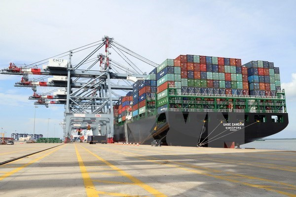 Exportaciones de Vietnam continuan tendencia alcista hinh anh 1
