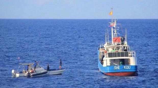 CPA emitira sentencia en demanda de Filipinas contra China hinh anh 1