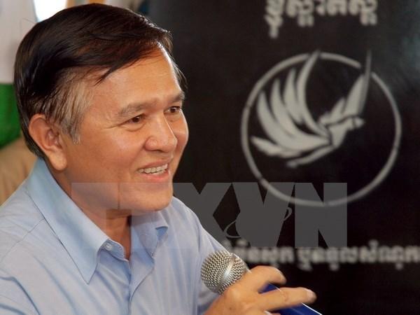 Primer ministro camboyano advirtio el arresto del lider opositor hinh anh 1