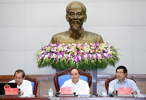 Analiza Gobierno vietnamita progreso de construccion institucional hinh anh 1