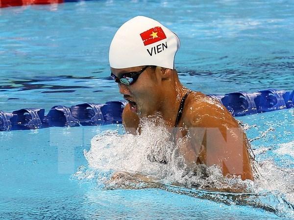 Vietnam envia 23 atletas a Juegos Olimpicos Rio 2016 hinh anh 1