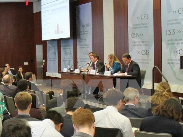 Estados Unidos urge medidas pacificas para cuestiones de Mar del Este hinh anh 1