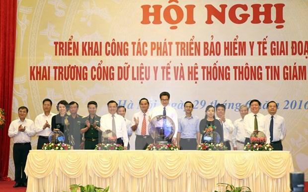 Brinda beneficios sistema de verificacion sobre servicios de seguro medico hinh anh 1