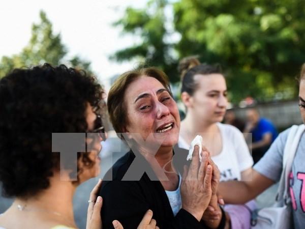 Vietnam condena ataque terrorista en Turquia hinh anh 1