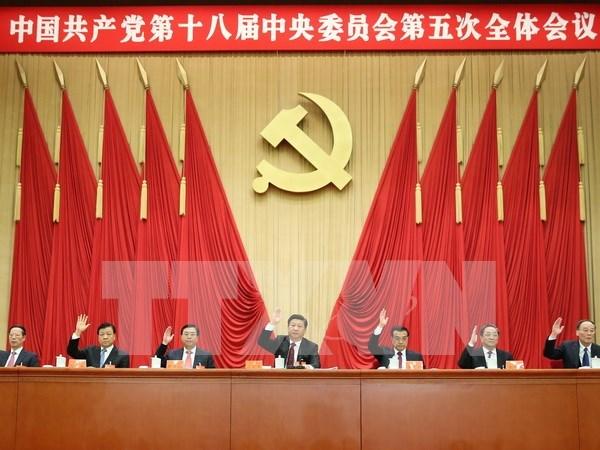 Felicitaciones al Partido Comunista de China por aniversario de fundacion hinh anh 1
