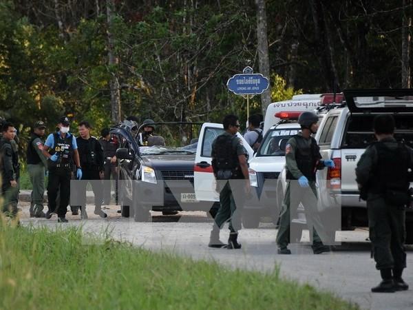 Estados Unidos retira a Tailandia de lista negra de trata humana hinh anh 1