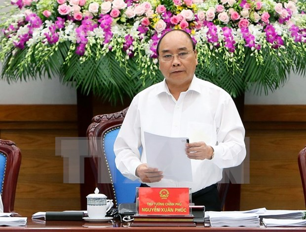 Gobierno evalua situacion socioeconomica en primera mitad de ano hinh anh 1