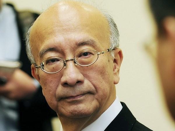 Expresa Japon preocupacion por disputas en el Mar del Este hinh anh 1