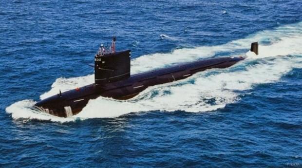 Tailandia comprara su primer submarino en 2017 hinh anh 1