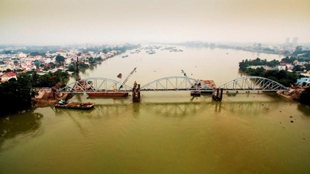 Dong Nai: Puente Genh se abre al transito hinh anh 1
