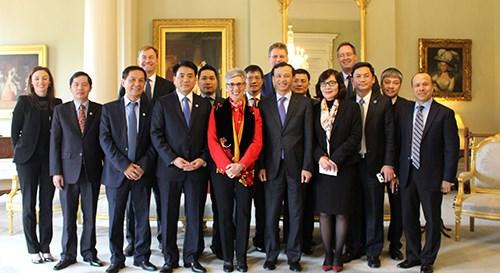 Dispuesto estado australiano de Victoria de apoyar a Hanoi en construccion urbana hinh anh 1
