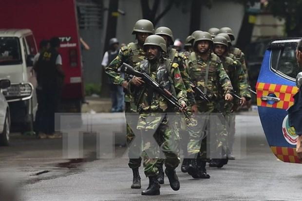 Vietnam envia condolencias a Bangladesh por ataque terrorista hinh anh 1