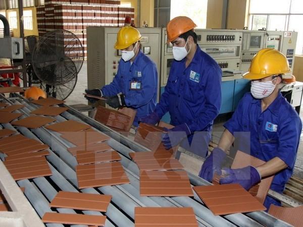 Crearan empresa mixta Vietnam- Cuba de produccion de materiales constructivos hinh anh 1